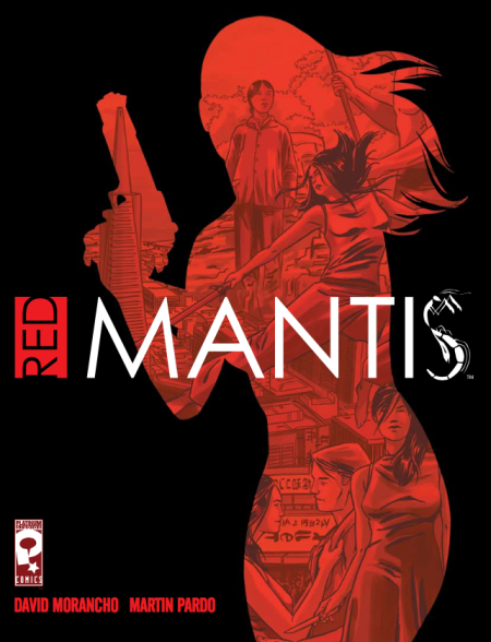 Red Mantis