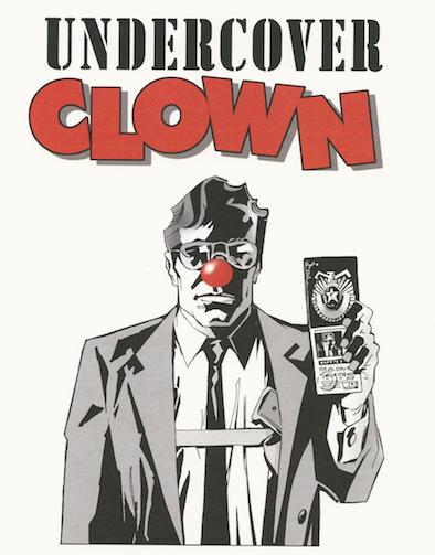 Undercover Clown